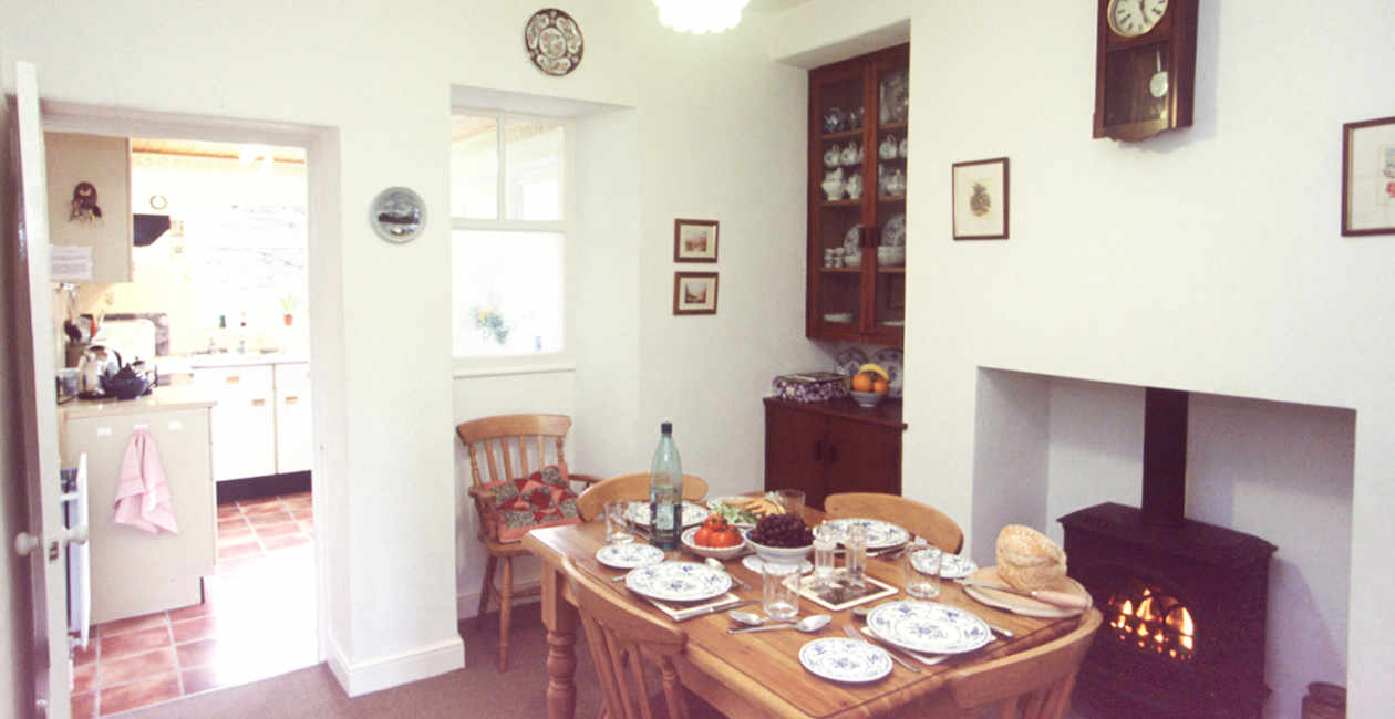 Lake District Holiday Accommodation dining_room