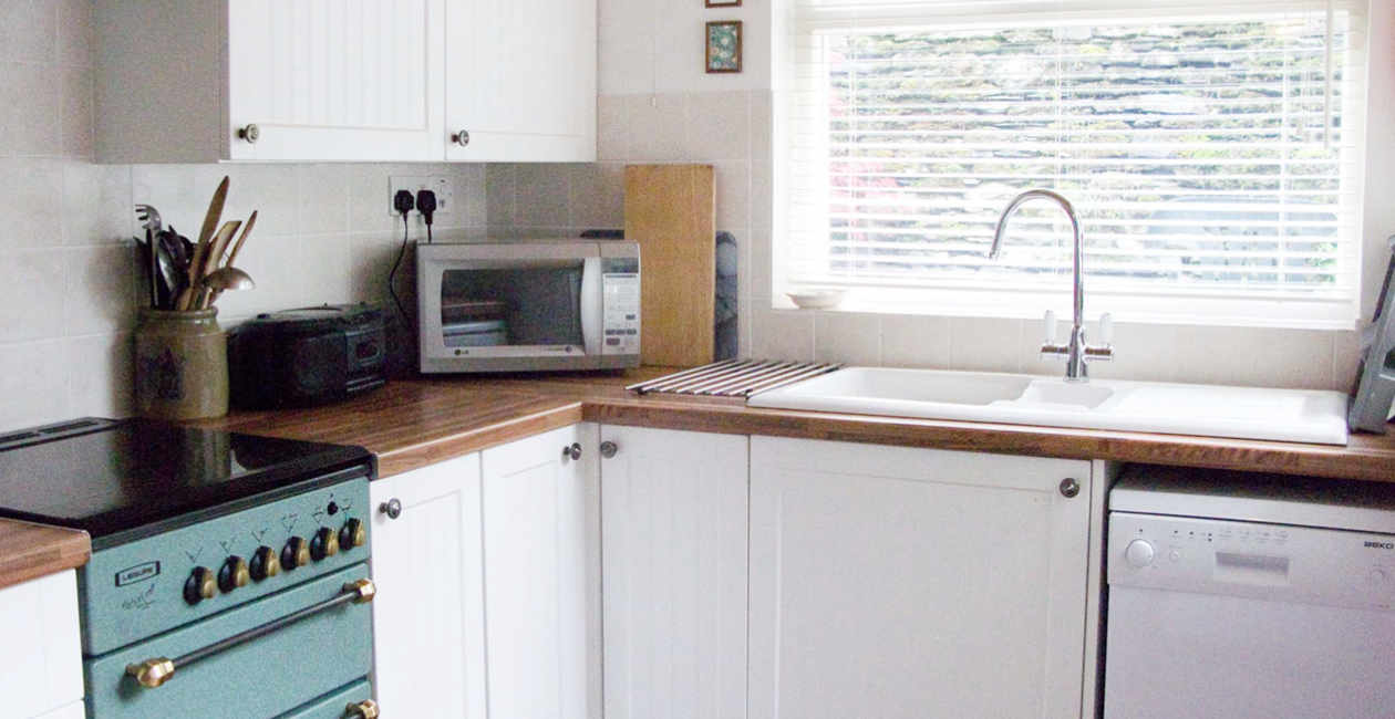 Lake District Holiday Accommodation kitchen